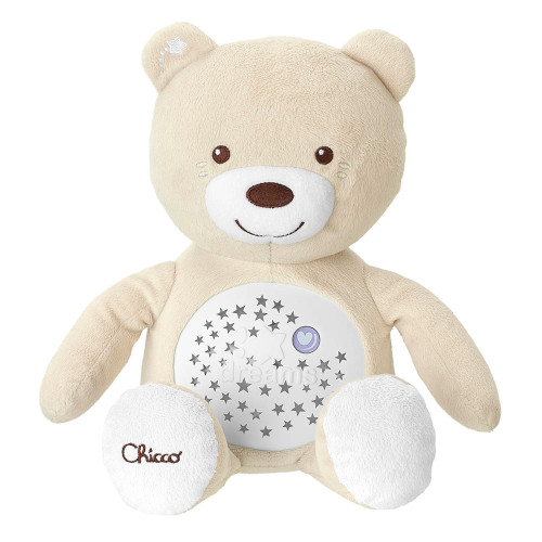 Chicco First Dreams Bear Night Projector - Neutral (no lights)