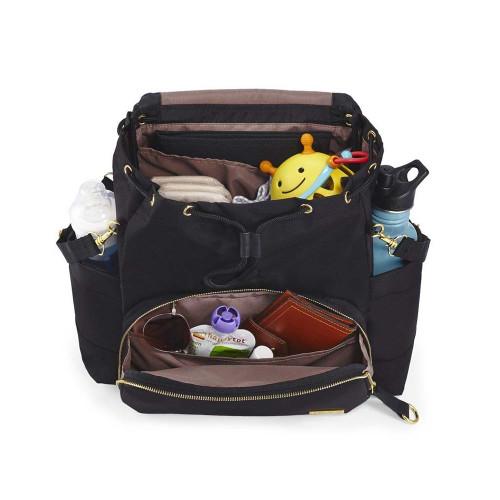 Skip Hop Chelsea Backpack - Black (filled)