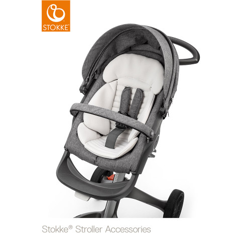 Stokke® Stroller Seat Inlay - Grey
