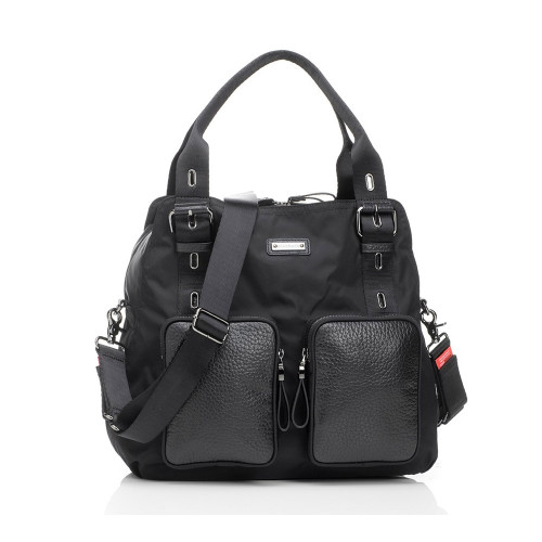 Storksak Alexa Luxe Changing Bag - Black