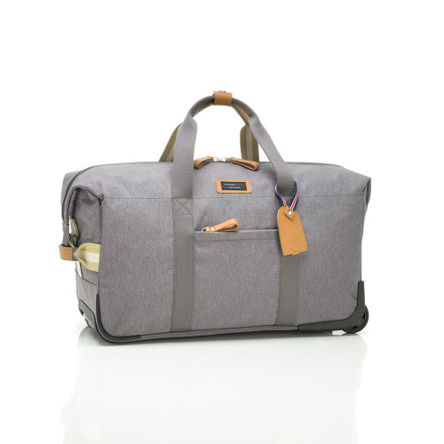Storksak Travel Cabin Carry-on Bag - Grey