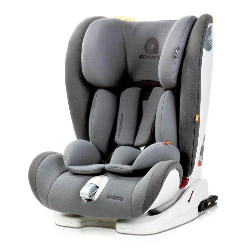 Apramo Eros Car Seat - Morecambe Grey