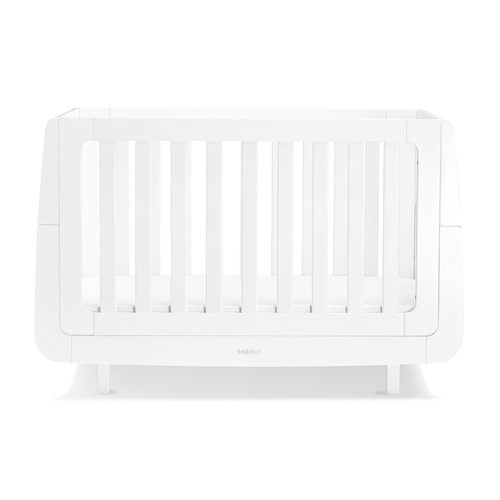 SnuzKot Mode Cot Bed - White
