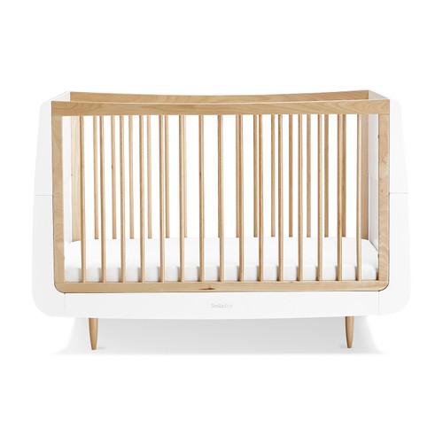 SnuzKot Skandi Cot Bed - Natural