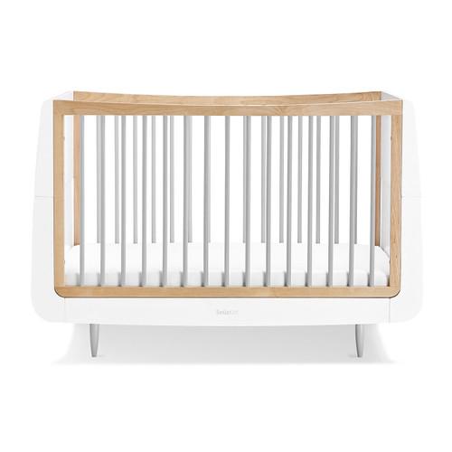 SnuzKot Skandi Cot Bed - Grey