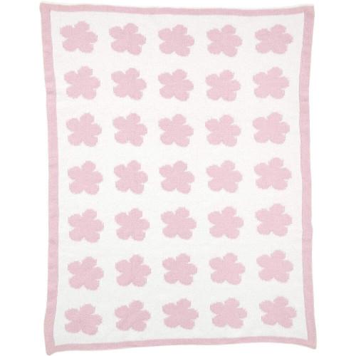 Silvercloud Sweet Dreams Chenille Blanket (70 x 95cm)