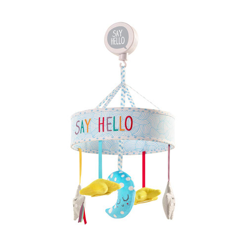 East Coast Say Hello Starry Sky Cot Mobile