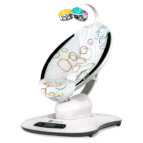 4Moms MamaRoo 4.0 - Multi Plush