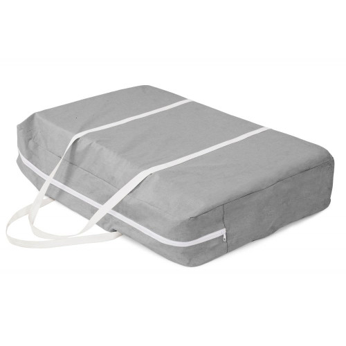 Babystyle Oyster Snuggle Bedside Crib Carry Bag - Pure Silve