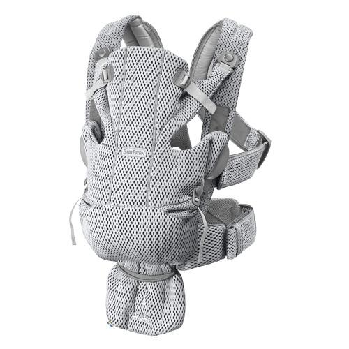 Babybjorn Move Carrier - Grey 3D Mesh