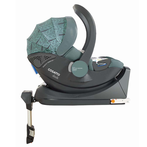Cosatto Dock i-Size Car Seat - Fjord (with base)