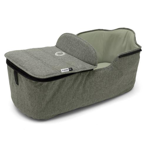 Bugaboo Fox Carrycot Tailored Fabric Set - Green Melange
