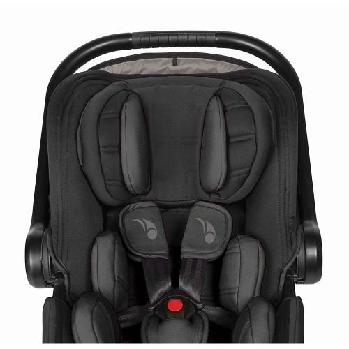 Baby Jogger City GO i-Size Car Seat - Black (front)