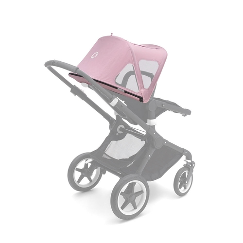 Bugaboo Fox/Cameleon 3 Breezy Sun Canopy - Soft Pink