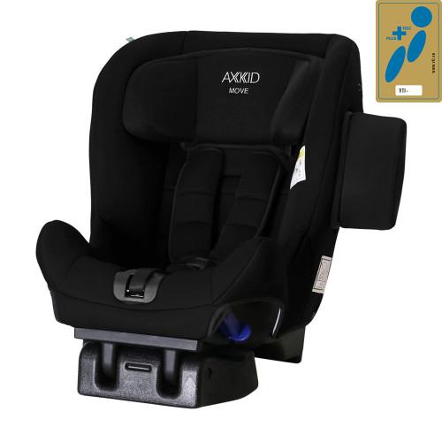 Axkid Move Car Seat - Black