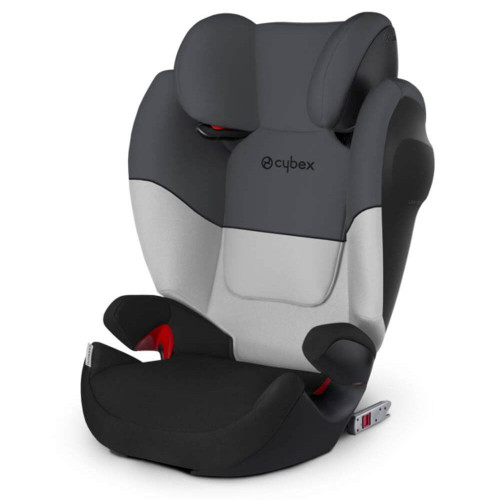 Cybex Solution M-Fix SL - Gray Rabbit