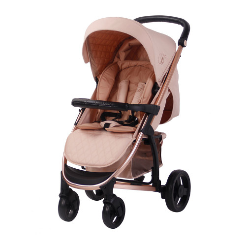 My Babiie MB200 Pushchair - Billie Faiers/Rose Gold & Blush