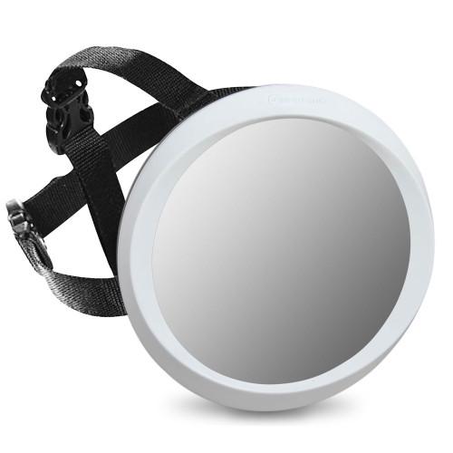 Apramo Iris Baby Mirror Junior- Light Grey