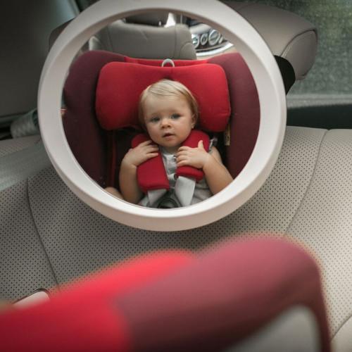 Apramo Iris Baby Mirror Junior - Light Grey - Baby