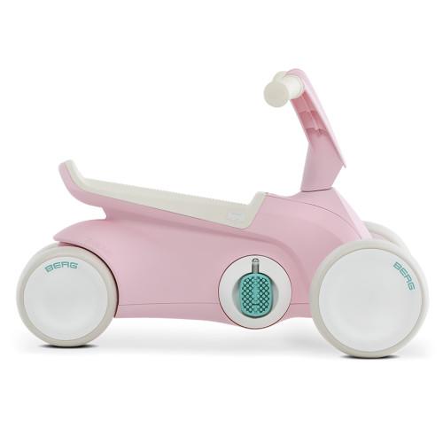 BERG GO2 Go-Kart - Pink Side