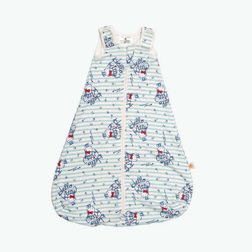 Ergobaby Premium Cotton Baby Sleeping Bag - Hello Kitty Sail Away