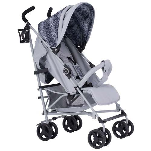 My Babiie MB02 Dreamiie Pushchair - Samantha Faiers/Platinum Snake