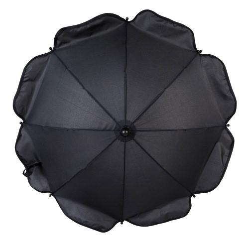 Clair de Lune Universal Pushchair Sun Parasol - Black