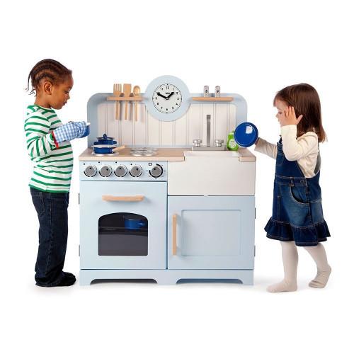 Bigjigs Tidlo Country Kitchen - children
