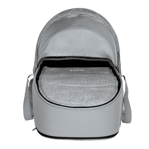 Maxi Cosi Laika Soft Carrycot - Nomad Grey (front)