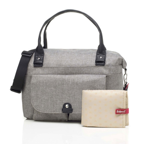 Babymel Jade Changing Bag - Grey