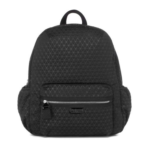 Babymel Luna Ultra Lite Changing Bag – Black Scuba