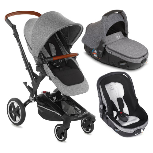 Jane Rider Matrix Travel System - Squared