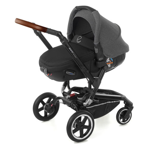 Jane Rider Matrix Travel System - Jet Black