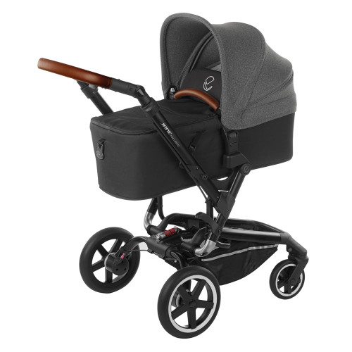 Jane Rider Micro Koos Travel System - Jet Black