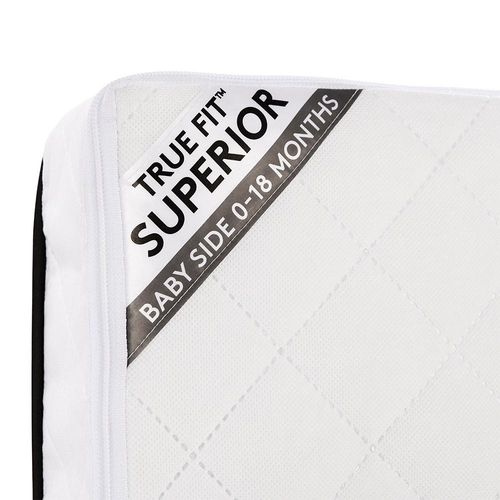 Silver Cross Cot Mattress - Superior