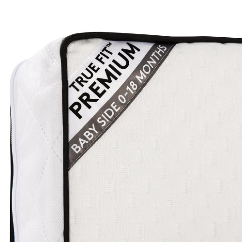 Silver Cross Cot Mattress - Premium