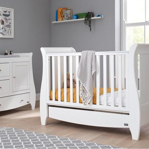 Tutti Bambini Katie 2 Piece Room Set - White