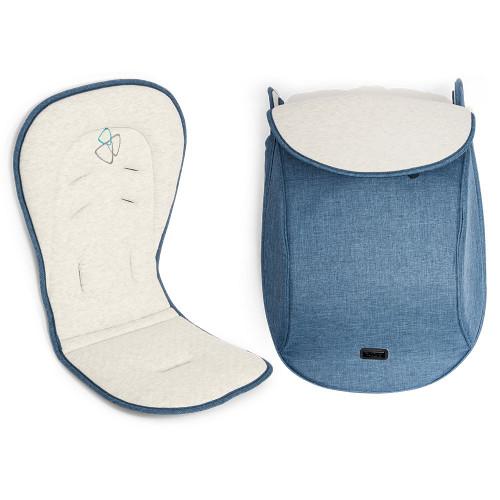 Tutti Bambini Pushchair Comfort Pack - Midnight Blue