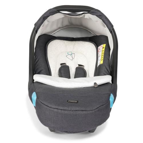 Tutti Bambini ByGo Isofix Car Seat - Liquorice - front