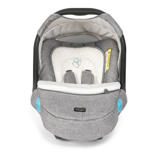 Tutti Bambini ByGo Isofix Car Seat - Charcoal - front
