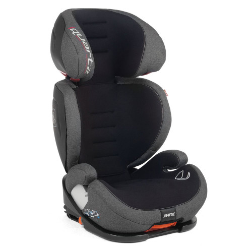 Jane iQuartz iSize Car Seat - Jet Black