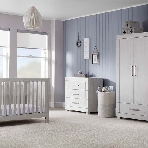 Silver Cross Coastline Complete Nursery Set (lifestyle)