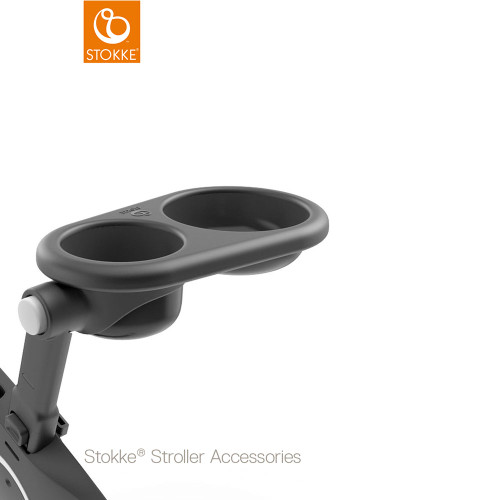 Stokke® Snack Tray attached
