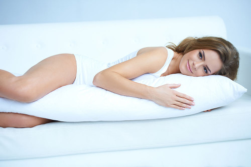 Body & Support Pillow lifestyle