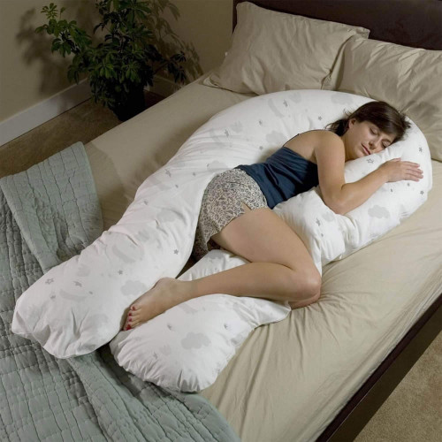Pramworld 12ft Body & Support Pillow - Sweet Dreams