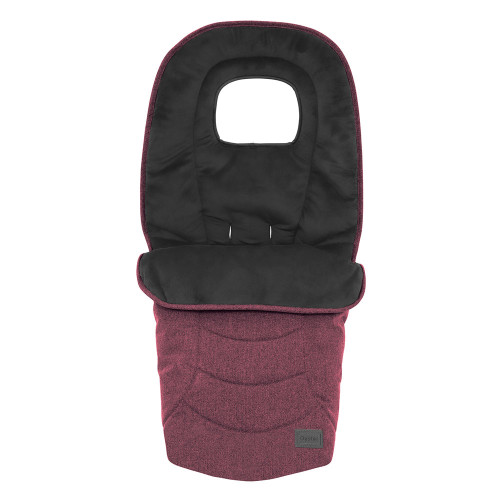 Babystyle Oyster 3 Footmuff - Berry