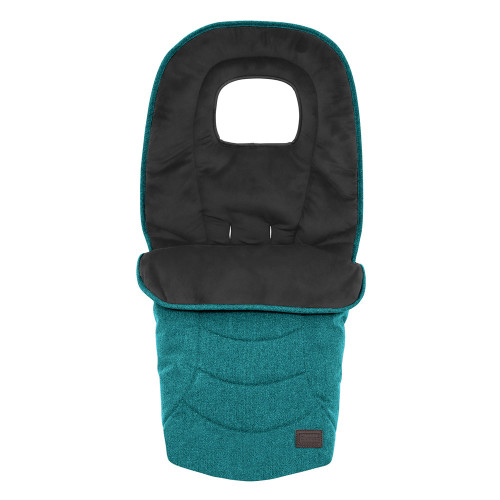 Babystyle Oyster 3 Footmuff - Peacock