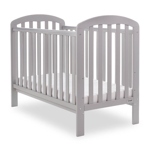 Obaby Lily 2 Piece Room Set - Warm Grey (cot)