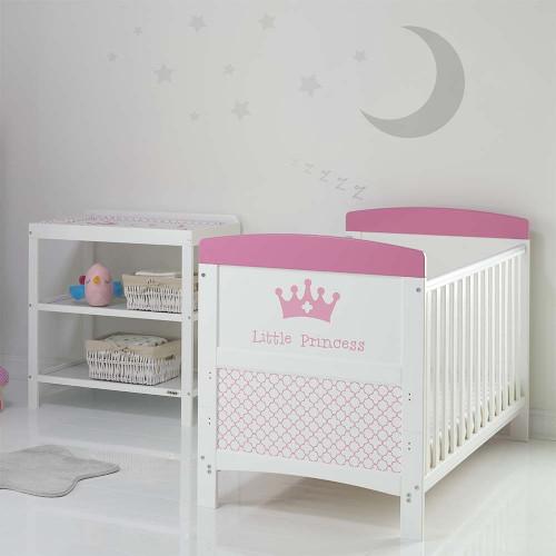 Obaby Grace Inspire 2 Piece Room Set - Little Princess