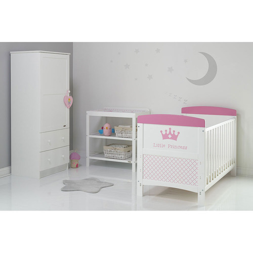 Obaby Grace Inspire 3 Piece Room Set - Little Princess